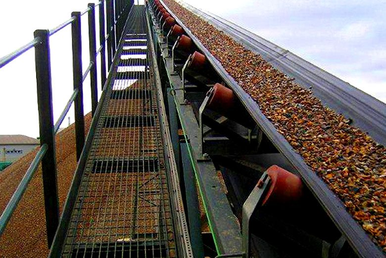 Conveyors for the Mining and Quarrying Industry Sectors