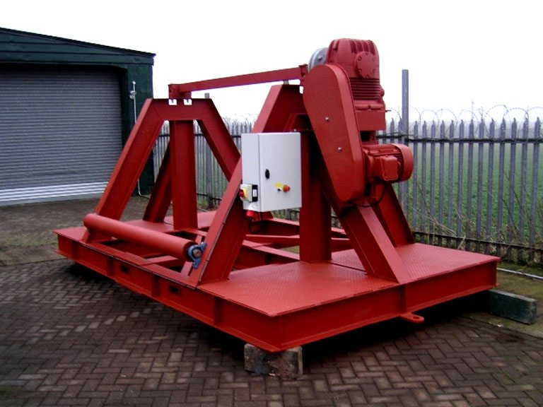 Bespoke Machines manufactured to your requirements