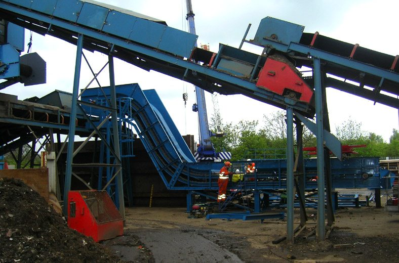 Atherton Material Handling are Specialists in Conveyors, Machinery & offer full Conveyor Machine Hire Services