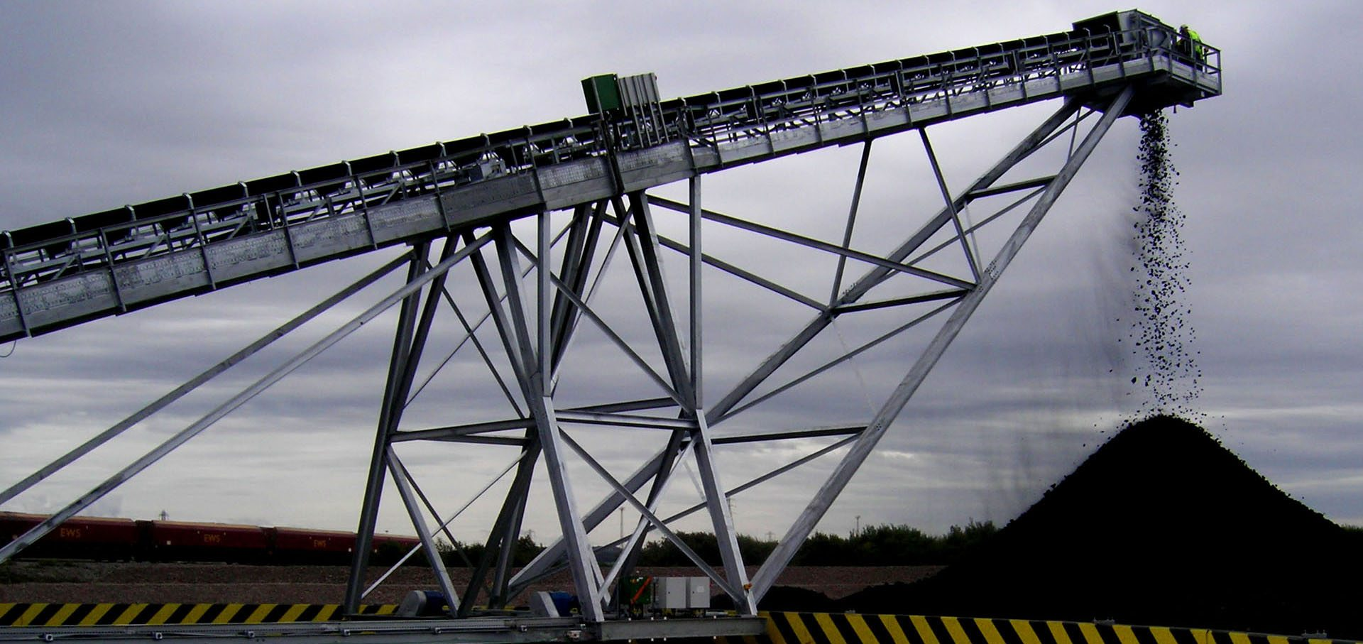 Conveyor Systems for the Mining and Quarrying Industry Sectors