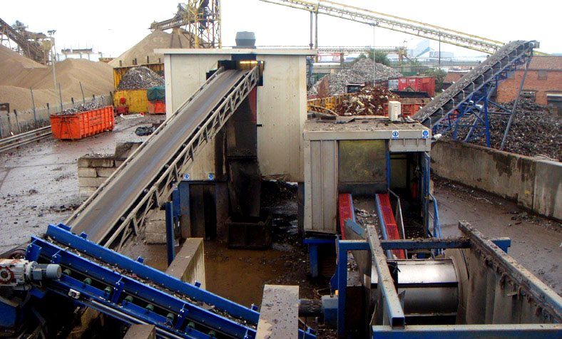 Recycling Case Studies for VAN DALEN METAL RECYCLING Ltd