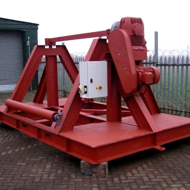 Atherton Conveyor Belt Rolling Machines are available for hire or purchase. Our Belt Rolling Machines are the most economical, cost effective way of handling and reeling conveyor belting