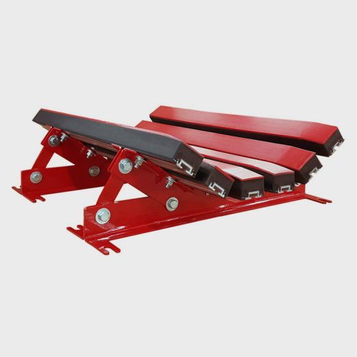 Conveyor Products / Impact Beds are designed to offer a simple and effective means of protecting the belt in the load zone