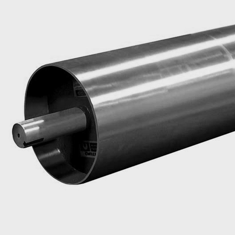 Conveyor Tail Drum - We also supply the Spoke Conveyor Tail Drum which prevents foreign objects from damaging your conveyor belt