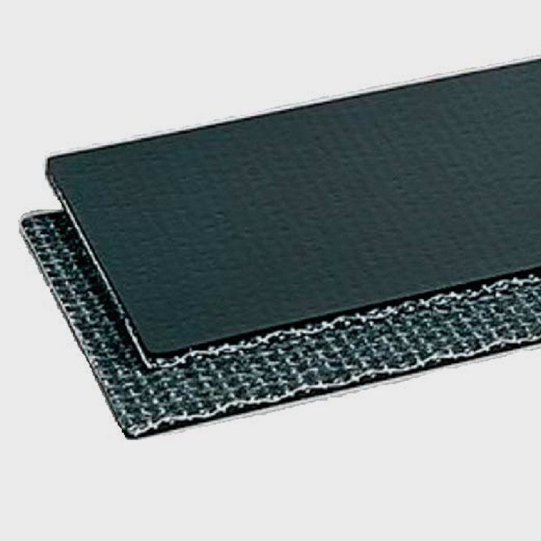 Stocks of standard and oil resistant quality Friction Back Conveyor Belts
